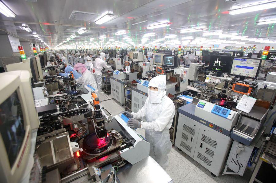 Enterprises in Chuzhou Economic and Technological  Development Zone