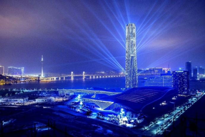 Zhuhai International Convention & Exhibition Center