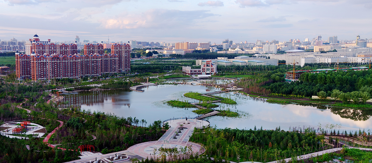 Pictures of Changchun New Area