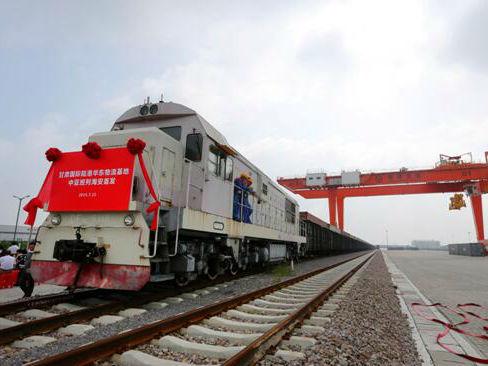 哈欧国际班列实现进出口贸易额8743万美元