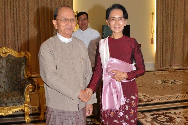 缅甸总统吴登盛时代的外交政策
