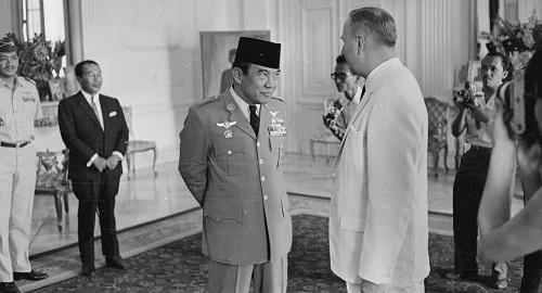 印尼视外交为国家建设
