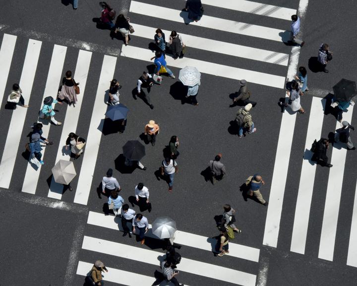日本一季度GDP环比增长0.4%