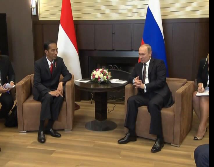 俄罗斯将与印尼加强安全与经贸合作