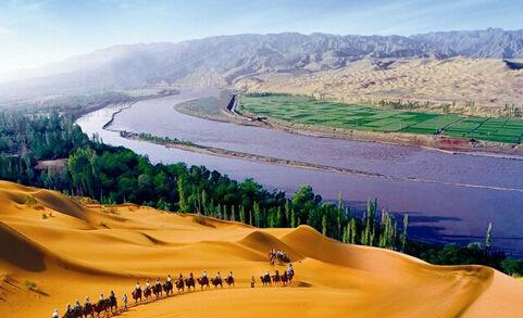 宁夏全面整合城乡资源提升旅游空间