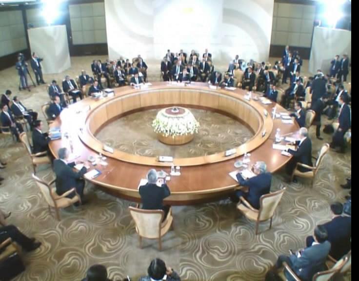 俄罗斯-东盟峰会通过索契宣言并达成49点共识