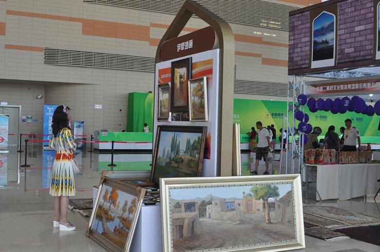 中国(银川)丝绸之路国际商品博览会6月底开幕