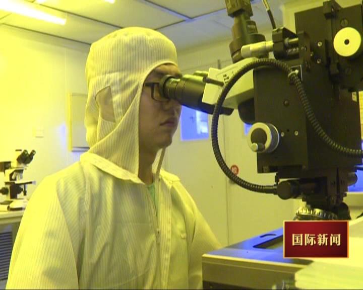 中英科学家研制出可被人体吸收的电子器件