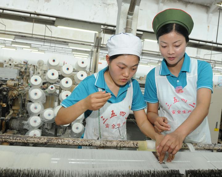 纺织业产能合作成中越合作亮点