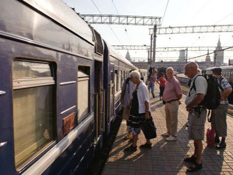 外媒:中国将建新一代高铁列车 中俄轨距均适用