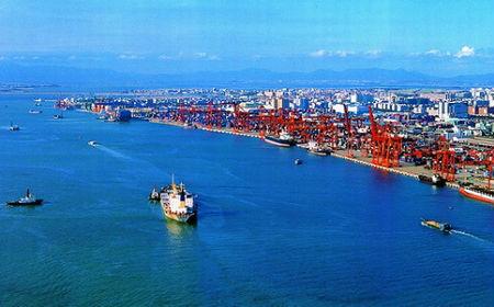 """""""一带一路""""建设全面铺开 拓展海洋经济新空间"""