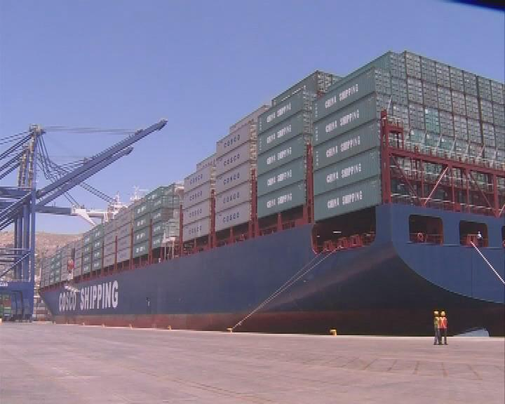 """中国货轮将作为""""首舰""""参加巴拿马运河扩建首航仪式"""