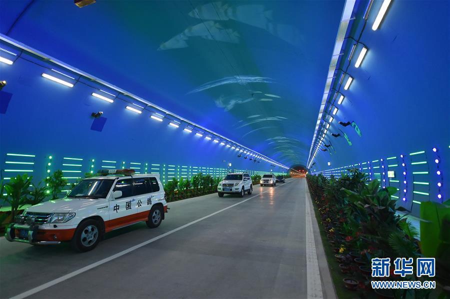 我国高原地区最长高速公路隧道正式通车