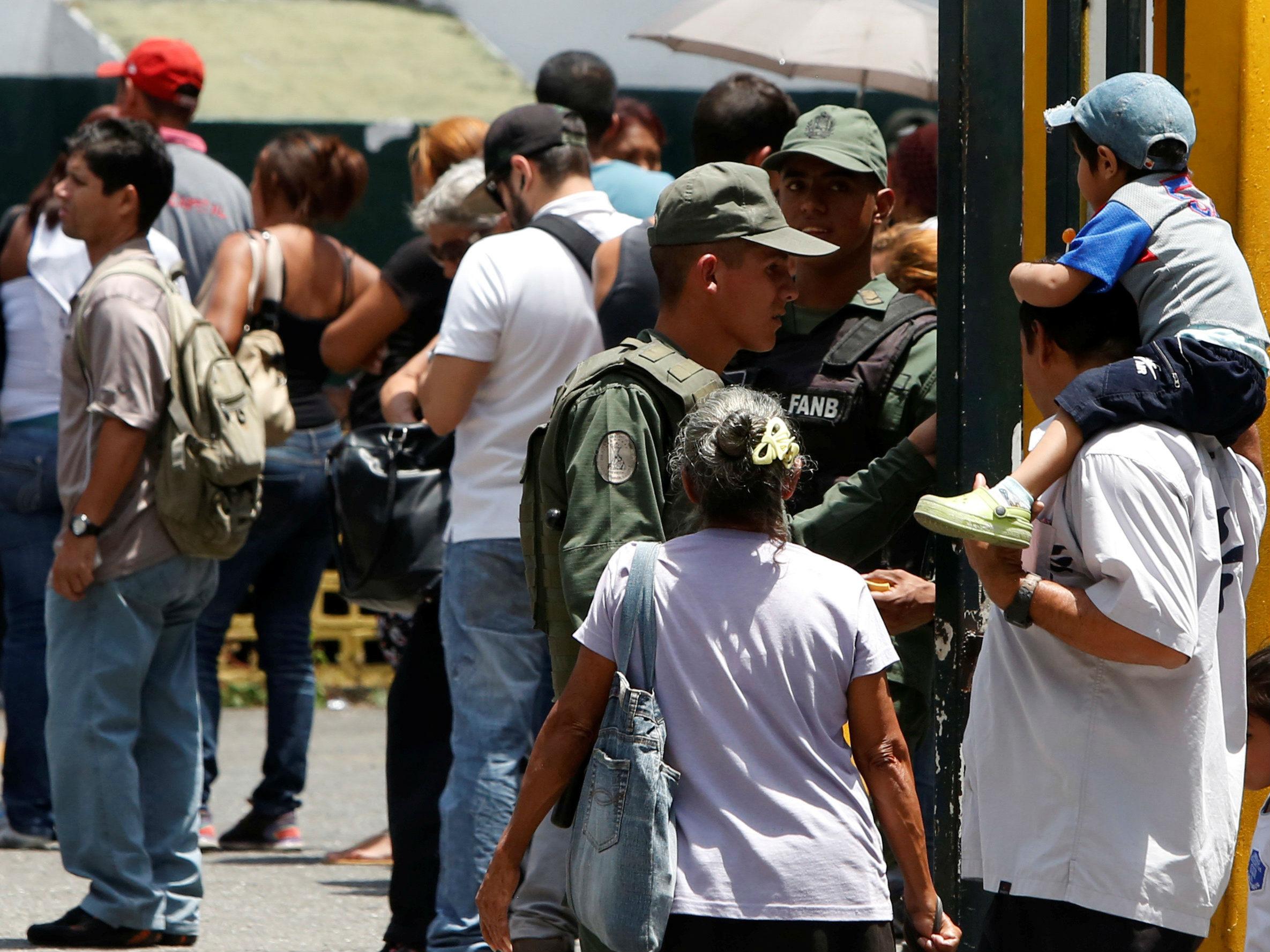 委内瑞拉再次延长经济紧急状态60天