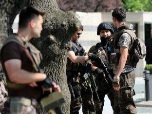 土耳其加强伊斯坦布尔安全警戒