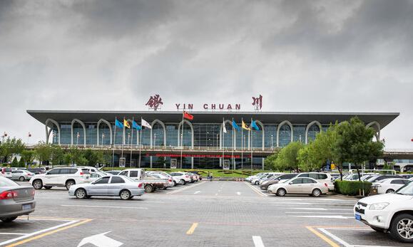 宁夏国际旅客吞吐量首次突破10万
