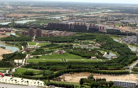 宁东基地6万吨环保型差别化氨纶项目一期动工