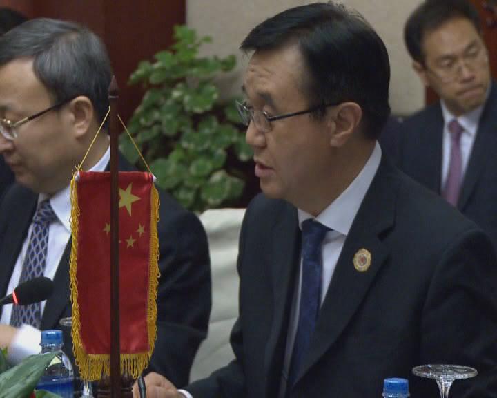 高虎城:南海问题不影响中菲经贸投资领域合作