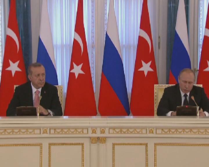 俄土同意修复两国关系 确定恢复经贸往来并重启天然气项目
