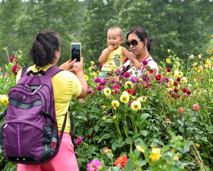 去年中国森林旅游游客量超10亿人次