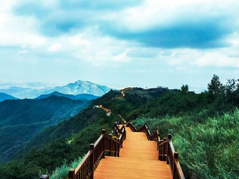 探秘发现神仙地:北国南地石佛沟