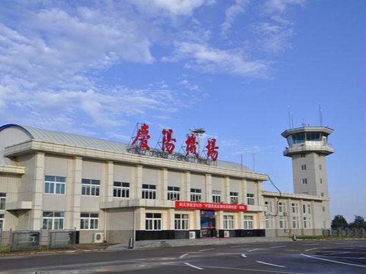 旅游业催生庆阳机场旅客运输量迅猛增长