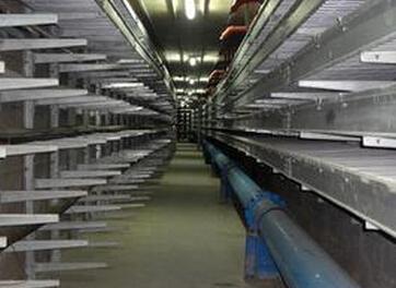 银川市开建19.22公里地下综合管廊