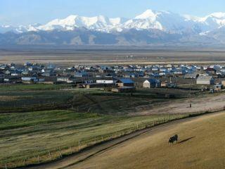 新华社记者带你看丝路:吉尔吉斯斯坦