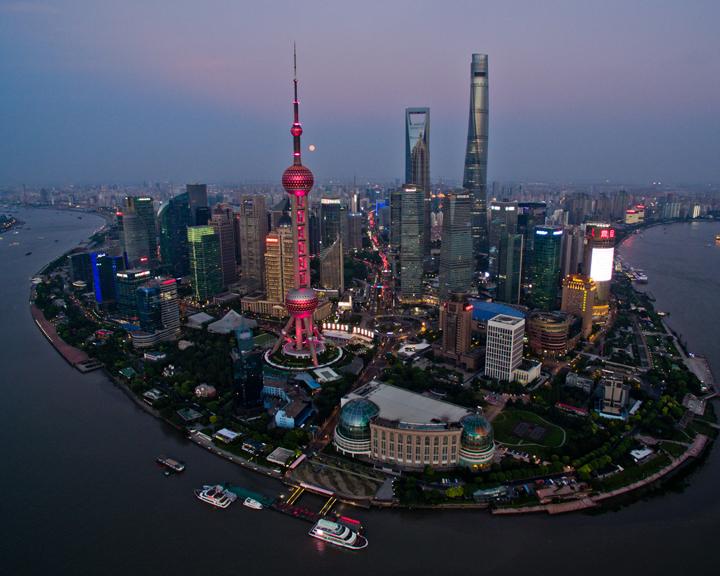 《上海市城市总体规划(2016-2040)》草案发布