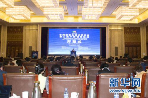中阿博览会理论研讨会和第二届中阿智库论坛在银川开幕