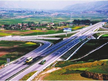 """榆中多""""路""""并进构建兰州副中心交通网"""