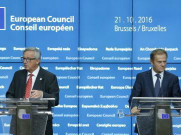 欧盟峰会:难题叠加 成果寥寥