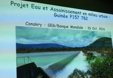 几内亚国家自来水公司拟使用世行贷款实施首都供水项目