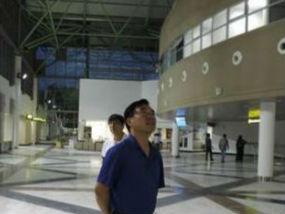 中国贷款升级维多利亚大瀑布机场