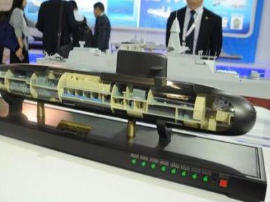 中国防务国家展团亮相第九届巴基斯坦防务展