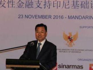 """""""开发性金融支持印尼基础设施和产业发展论坛""""在雅加达举行"""