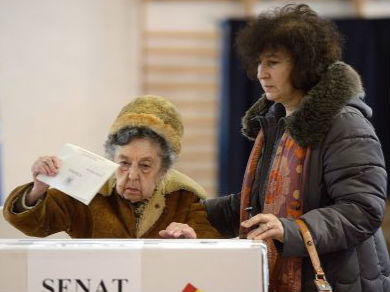 罗马尼亚新一届议会选出领导人