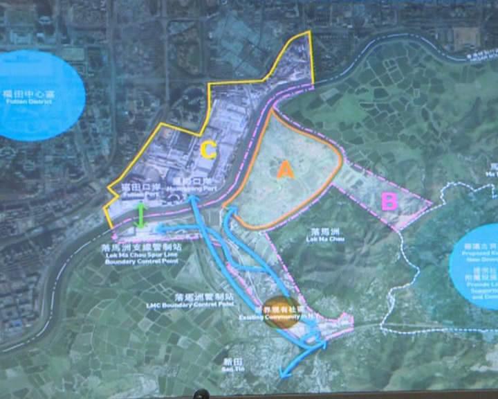 【视频】港深将在落马洲河套地区共建创新及科技园