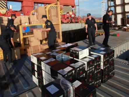 海关货物通关时间有望继续压缩