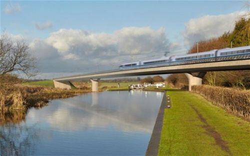 英国HS2高铁项目开始招标
