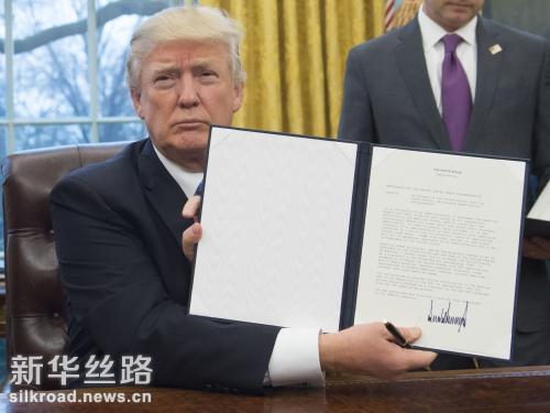美国正式退出TPP 成员国应对不相同