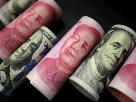 中国去年12月增持美国国债91亿美元