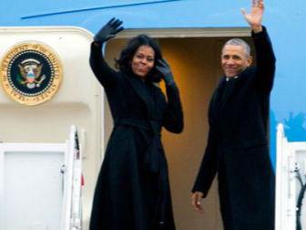 """总统""""退休""""咋赚钱?奥巴马每场演讲收入或超过25万美元"""