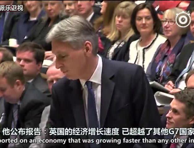 英国财相公布预算案... 结果秒变吐槽大会!