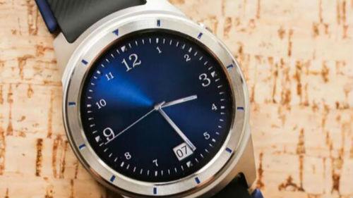 采用第三代大猩猩玻璃材质 中兴推出首款智能手表