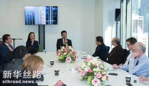 新希望集团总部电话_新希望集团成立澳新总部全球化再进一步 - 新华丝路