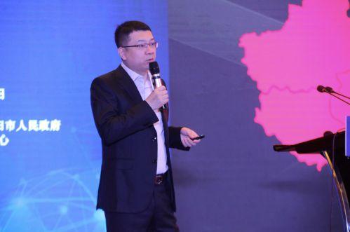 找钢网创始人兼CEO王东现场发言