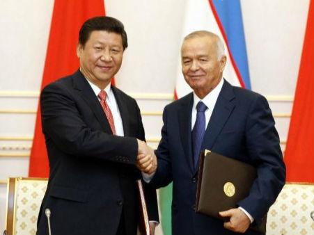 中华人民共和国和乌兹别克斯坦共和国关于进一步深化全面战略伙伴关系的联合声明