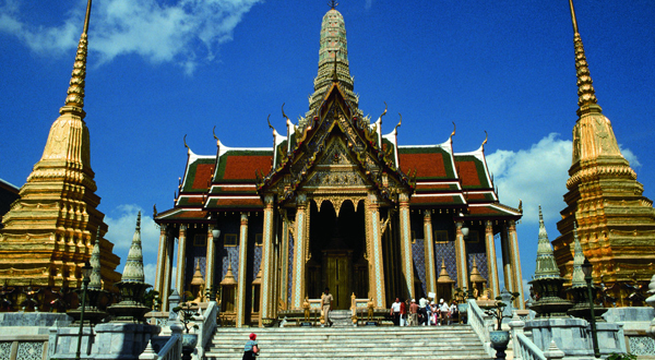 泰国概况 泰国人口、面积、重要节日一览