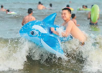暑期亲水游火热